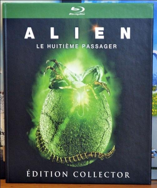 """""""Alien, le huitième passager"""" a été réalisé par :"""