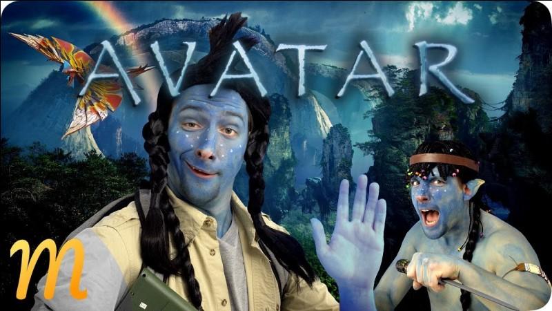 """""""Avatar"""" a été mis en scène par..."""