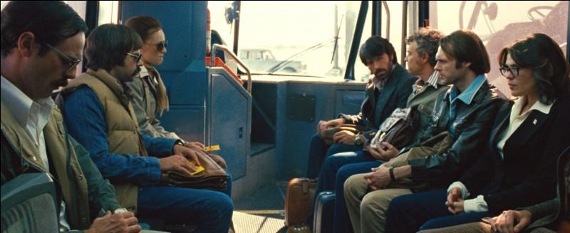"""Quel acteur joue dans """"Argo"""" ?"""