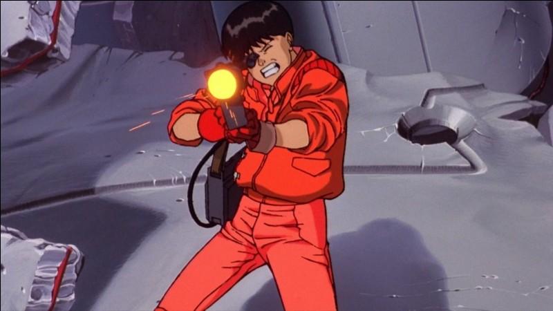 """""""Akira"""" est un film d'animation japonais."""