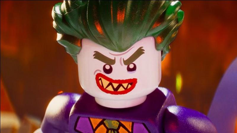 """Qui n'a pas interprété le """"Joker"""" dans une adaptation cinématographique de """"Batman"""" ?"""