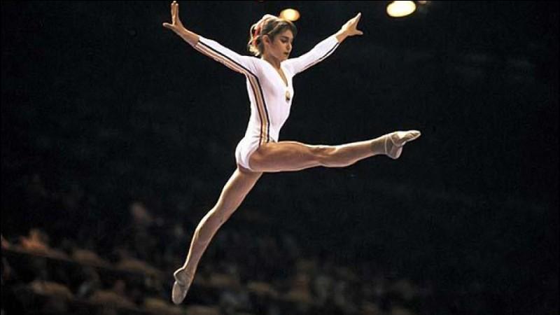 Dans quelle discipline sportive Nadia Comaneci s'est-elle illustrée ?