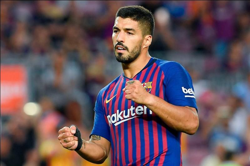 Qui est ce joueur du Barça ?