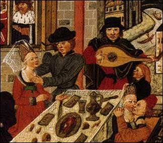 Le coin des chercheurs - L'amour au Moyen Age