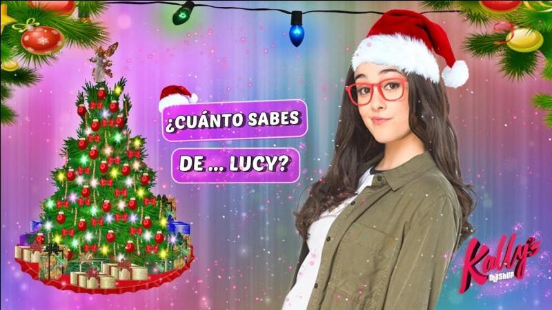 Qui est le petit copain de Lucy ?