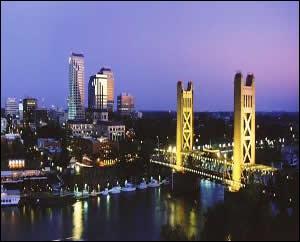 Quelle est la capitale de la Californie ?