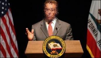 Qui devient gouverneur de l'Etat en 2003 ?