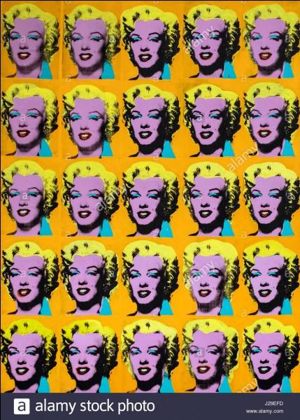 Tout le monde connaît Warhol, dont le prénom était...