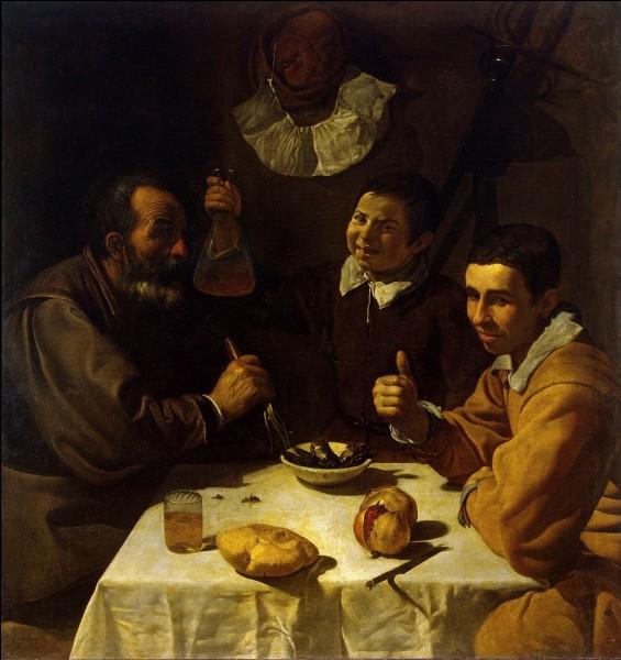 Quel était le prénom du peintre Velasquez ?