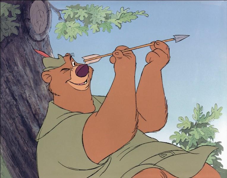 Voilà le Fozzie anglais, gentleman voleur de la forêt de Sherwood, membre détendu mais courageux de la bande à Robin des Bois. Quel personnage est-il dans la fameuse bande organisée ?