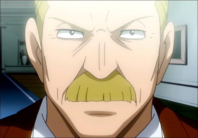 Comment s'appelle cet homme ?