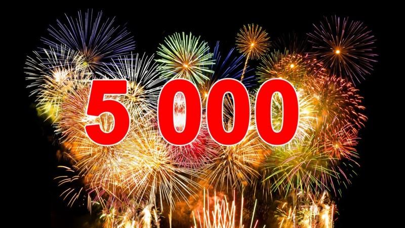 Quant à moi, je vous remercie tous pour votre fidèle participation, et sachant que je suis absente du site 4 mois par an, et que je crée en moyenne une quarantaine de quiz par mois, je vous donne rendez-vous pour mon 6000e quiz, dans...