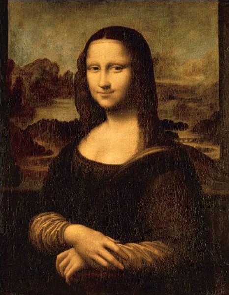 Quel est ce tableau célèbre de Léonard de Vinci ?
