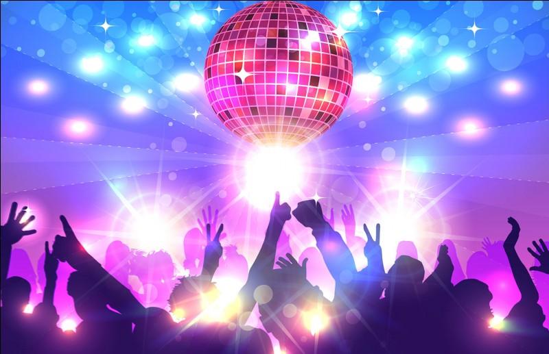 Le club Disco ... toujours les événements les plus incroyables.