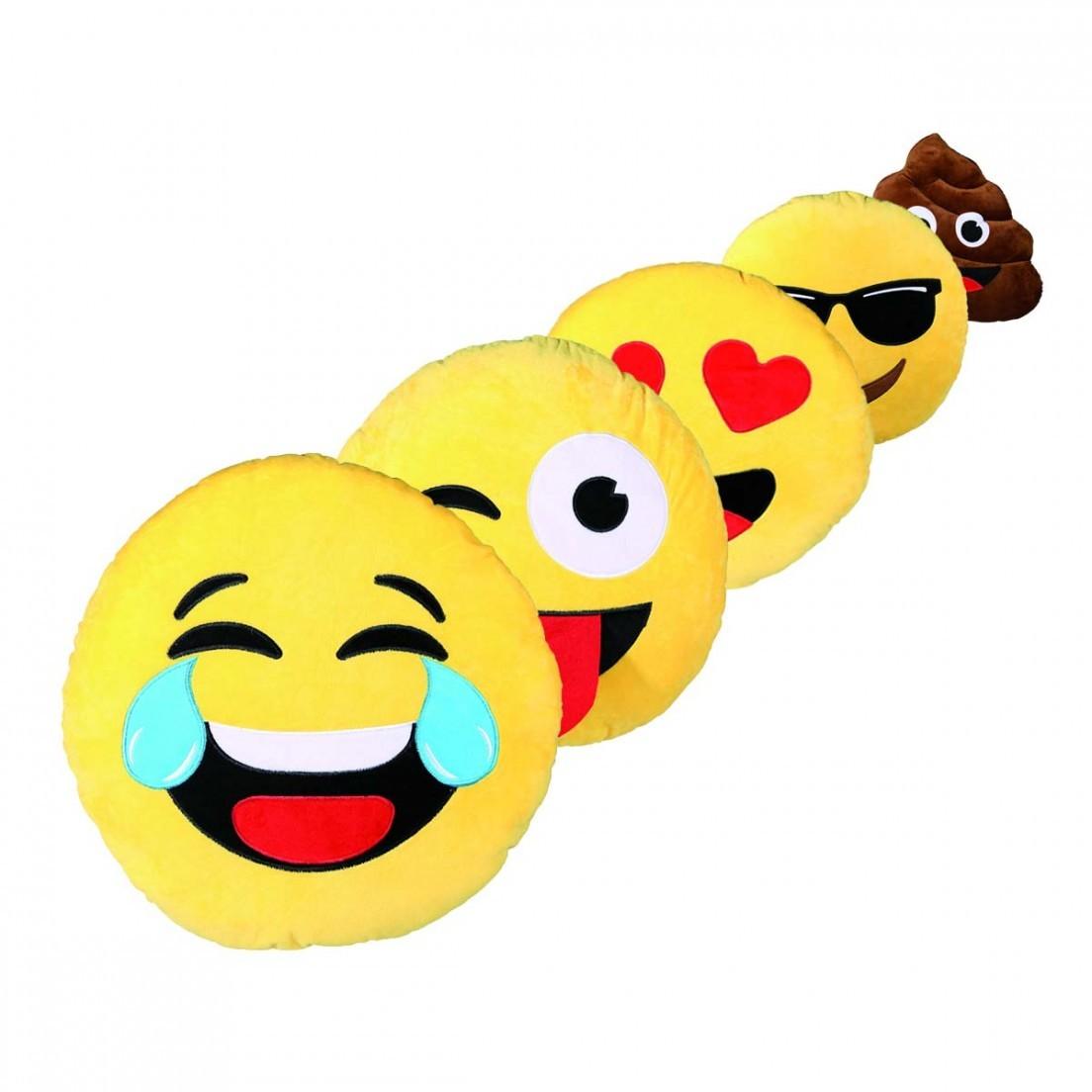 Quel smiley te ressemble le plus ?