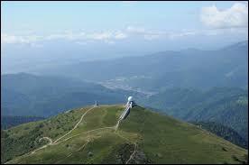 Comment s'appelle le plus haut sommet des Vosges ?