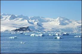 Où se situe le continent de l'Antarctique ?