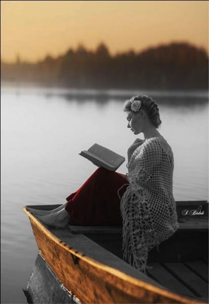 De quel lac parlait Lamartine dans son poème du même nom, en hommage à Julie Charles ?