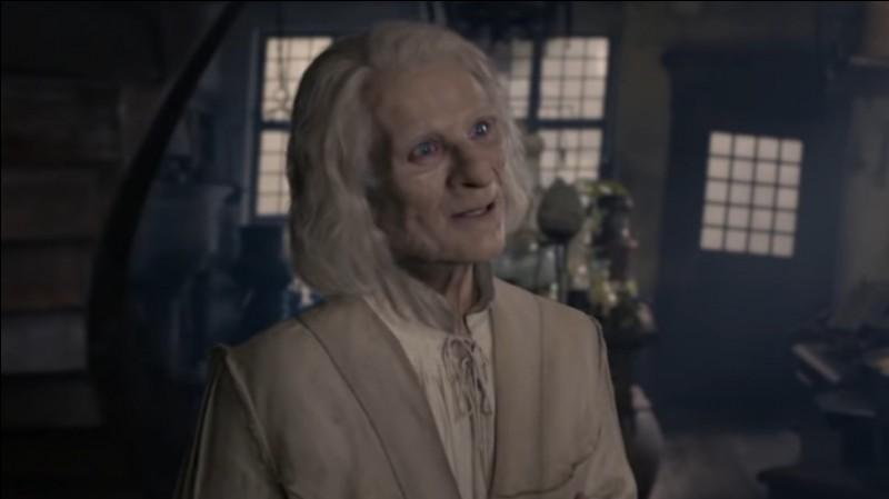 Selon les recherches d'Hermione, quel âge a Nicolas Flamel ? (film)