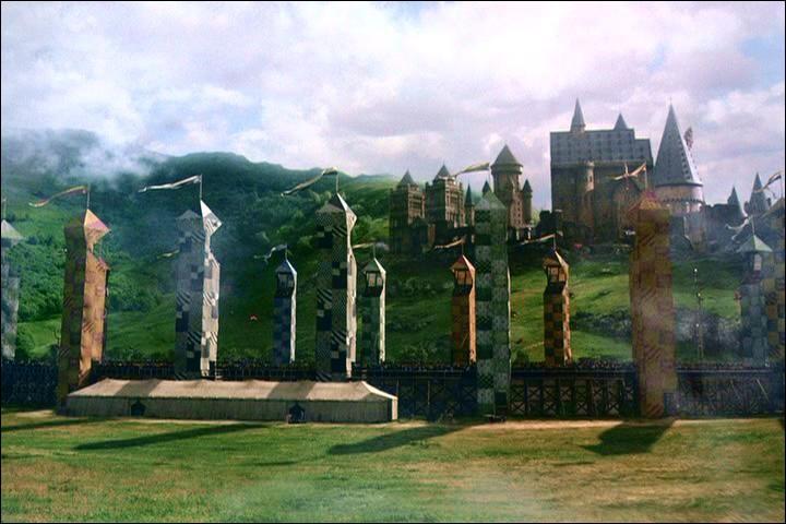Hermione a été pétrifiée ainsi qu'une élève de Serdaigle, Pénélope Deauclaire, ce qui a pour effet d'annuler un match de Quidditch.Quelles équipes devaient s'affronter ?