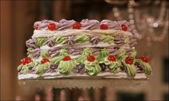 Dobby déplace le gâteau de la tante Pétunia par magie, mais où tombe-t-il ?