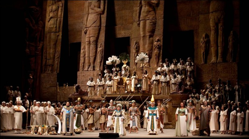 """Art - À quel compositeur doit-on l'opéra """"Aïda"""" ?"""