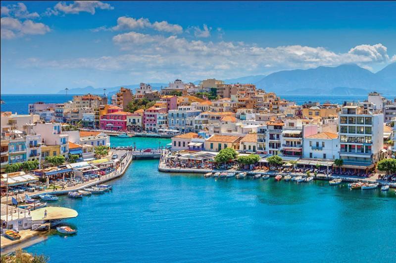 Géographie - Quelle est la capitale de la Crète ?