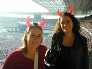 Musique - Quel groupe ces filles sont-elles venues voir au Stade de France ?