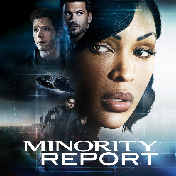 "On peut voir Tom Cruise dans ""Minority Report""."