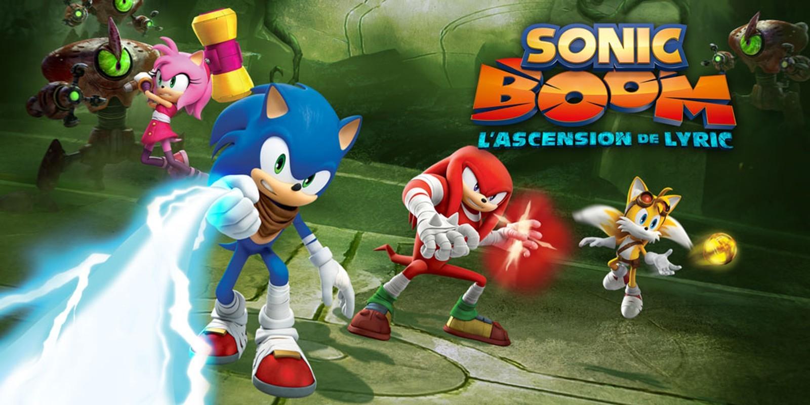 Qui es-tu dans ''Sonic Boom'' ?