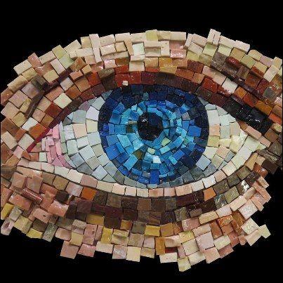 Comment s'appelle la partie colorée de l'œil ?