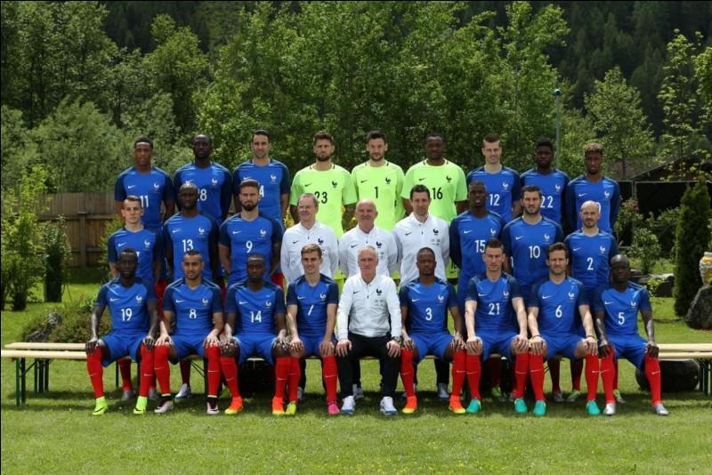 Qui est ton joueur préféré dans l'équipe de France ?