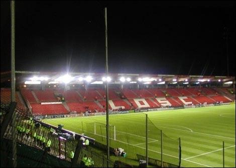 Dans quel stade a joué le losc avant le stadium nord ?