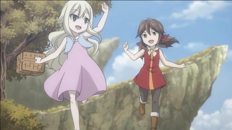 Fairy Tail veut dire...