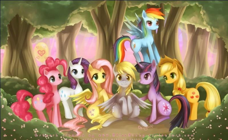 """Que veut dire """"My Little Pony"""" ?"""