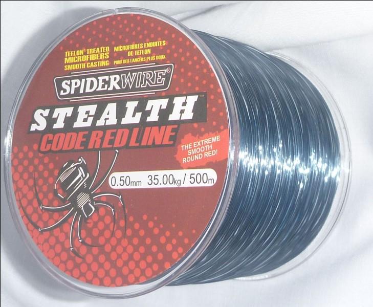 En plus du nylon, quels sont les types de fils utilisés à la pêche ?