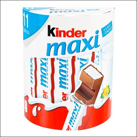 """Tu fais les courses à Cora, tu passes au rayon """"sucreries"""", soudain, tu vois ton enfant qui fait un caprice en hurlant : """"Je veux un paquet de Kinder !"""". Que dis-tu ?"""