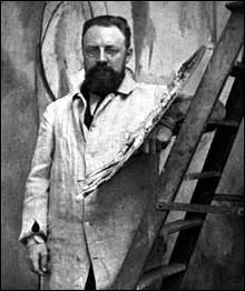 Quelle peinture n'est pas d'Henri Matisse ?