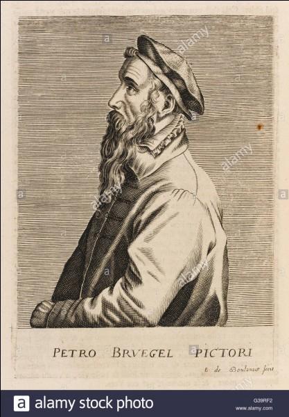 Quelle peinture n'est pas de Pieter Brueghel l'Ancien ?