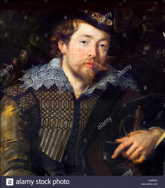 Quelle peinture n'est pas de Pierre Paul Rubens ?