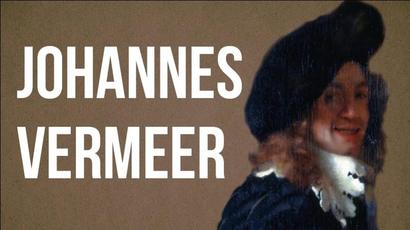 Quelle peinture n'est pas de Johannes Vermeer ?