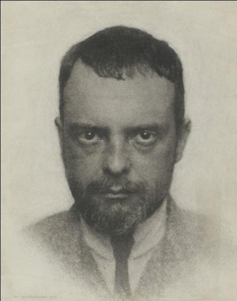 Quelle peinture n'est pas de Paul Klee ?