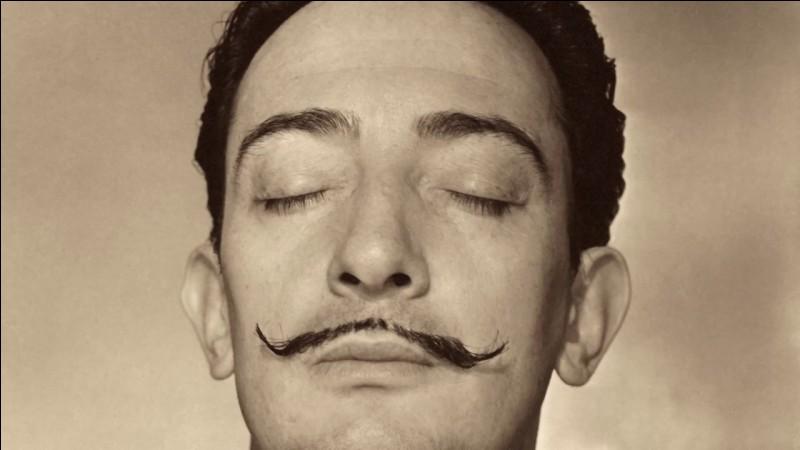 Quelle peinture n'est pas de Salvador Dali ?