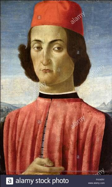 Quelle peinture n'est pas de Sandro Botticelli ?