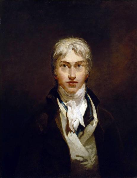 Quelle peinture n'est pas de Joseph Mallord William Turner ?