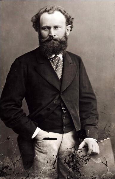 Quelle peinture n'est pas d'Édouard Manet ?