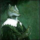 Comment s'appelle le loup dans l'histoire ?