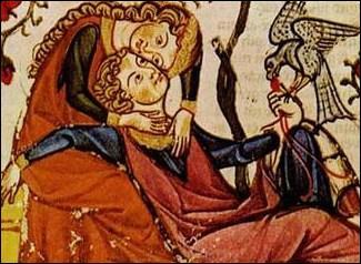 Quel genre de textes écrit Marie de France ?