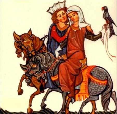La littérature française - La naissance du roman au Moyen-Age