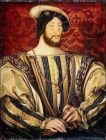 Quel roi l'invite en France en 1516 ?